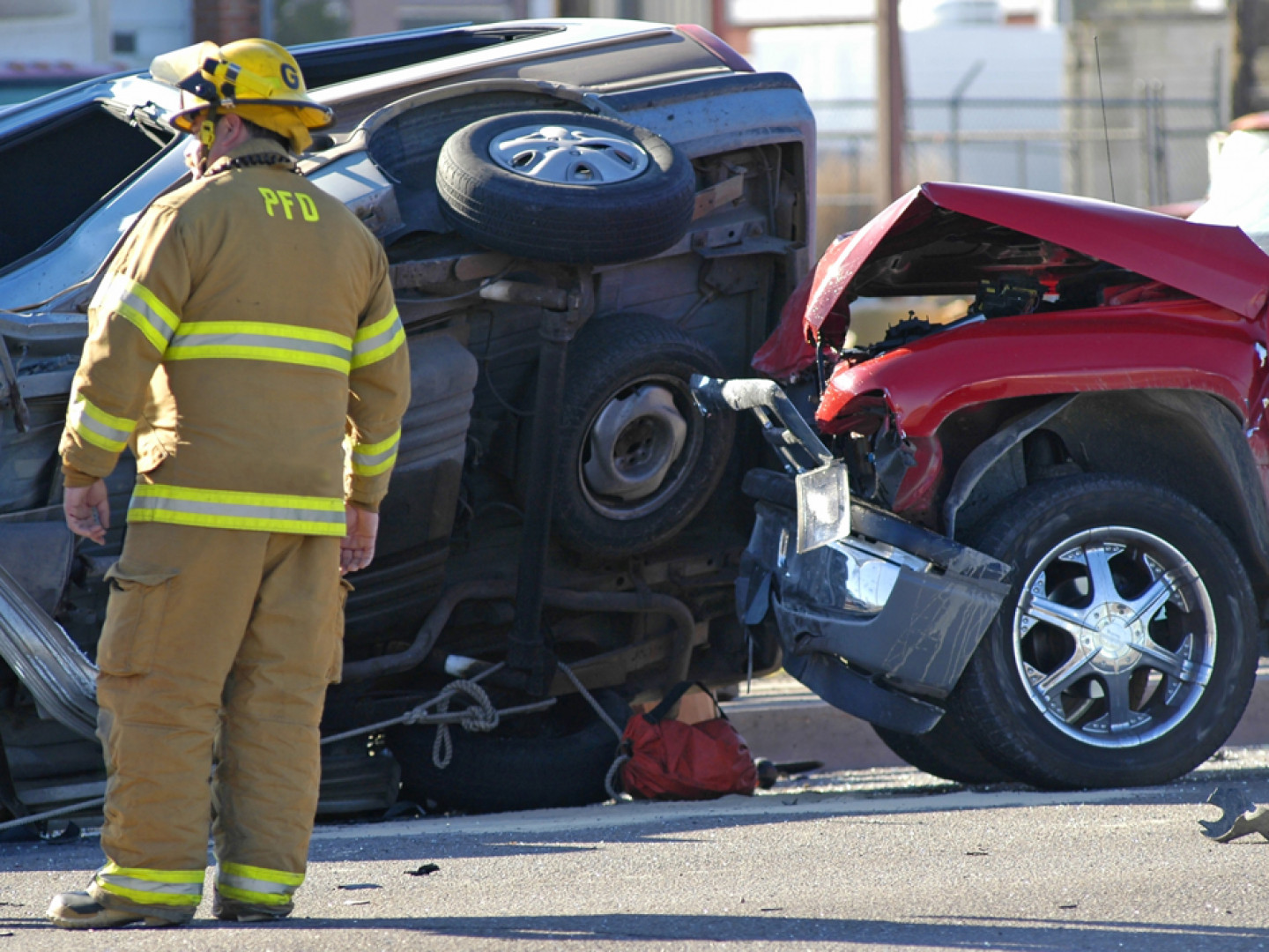 Do Not Let an Auto Accident Wreck Your Finances